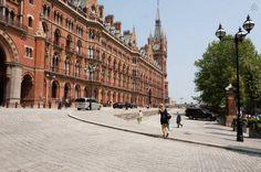 Voici les plus belles perles du monde à louer sur Airbnb - La St Pancras Clock Tower à Londres