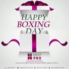 Happy Boxing Day! #BoxingDay #BoxingDay2016 #happyholidays