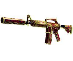 M4A1-S Chantico's Fire