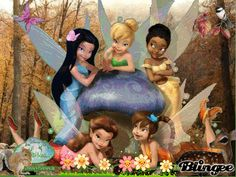 trilly and the fairies