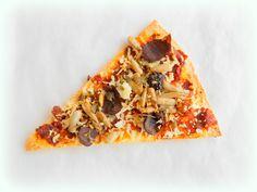 Lavaştan Çıtırdayan Pizza Dilimleri