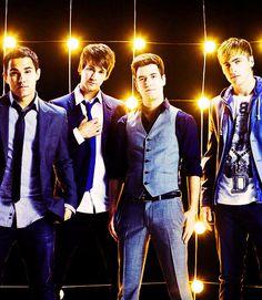 Big Time Rush!  I LOVE YOU BIG TIME RUSH!!!!!!!!!!!