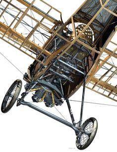 Nieuport 17 Cutaway (800×1040)