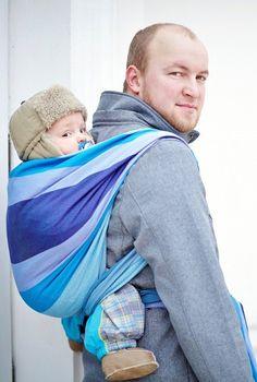 93f81e32bc5 Lenny Lamb Finnish Diamonds Wrap Baby Wrap Carrier