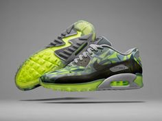 f1e8b3b6aadc88 nike air max 90 ice officially unveiled 03 570x427 Nike Air Max 90 Ice  Officially Unveiled