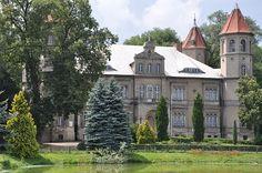 Oferty   Pałac Dąbrówka Wielkopolska, gm Zbąszynek, woj. Lubuskie   Nieruchomości zabytkowe, pałace dwory - BE HAPPY - pałace i dworki na sprzedaż