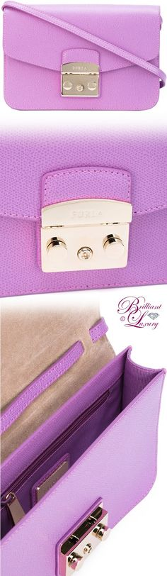 Brilliant Luxury by Emmy DE ♦ Furla Metropolis bag