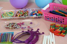 Part 1: Kid's Craft Party – Tips, Tricks & Ideas