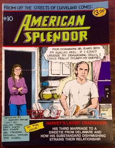 SELLING MY COLLECTION _ MAKE ME AN OFFER American Splendor #10 (1985, Harvey Pekar)