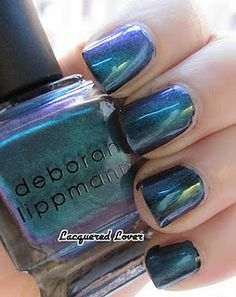 DL Money Now, Sleep Later, gorgeous. - if only i could afford DL polish *sighs*