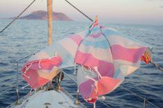 Pestemal Pink-Blue #pinkbluepeshtemal #pinkbluefouta #pinkbluetowel Blue Towels, Pink Blue, Cool Things To Buy, Stripes, Cool Stuff, Fashion, Cool Stuff To Buy, Moda, Fashion Styles