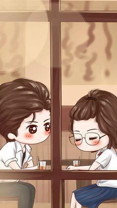 21 Ideas For Wallpaper Cute Pastel Kawaii Cute Couple Drawings, Cute Love Couple, Anime Couples Drawings, Cute Drawings, Cute Couple Images, Love Cartoon Couple, Anime Love Couple, Cute Anime Couples, Cartoon Love Photo