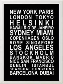 Cities 40x50 cm