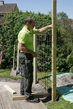 Bildresultat för höjd staket vindskydd