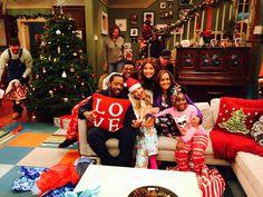 """Veronica Dunne on Twitter: """"Family Christmas #KCUndercover @/Zendaya @/Kamil_McFadden @/KadeemHardison @/TammyTownsend10 @/the_trinitee ❤️"""""""