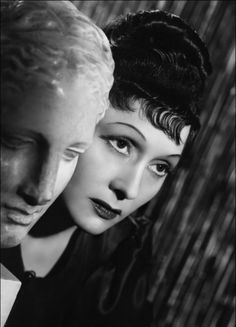 Roger Corbeau Portrait of Arletty in Fric-Frac directed by Claude Autant-Lara, 1939 Old Hollywood Glamour, Vintage Hollywood, Hollywood Stars, Classic Hollywood, Parisienne Style, Kay Francis, French Movies, Japanese Film, French Actress