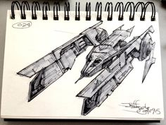 Ship Sketch, Spaceship Concept, Spaceships, Sci Fi Art, Spacecraft, Drawing Sketches, Cool Art, Concept Art, Star Wars