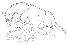 Reining Horse by KzooCowgirl.deviantart.com on @DeviantArt