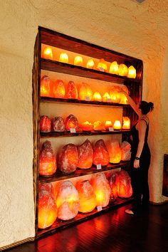 Himalayan Salt Lamp 5kg -7kg - Natural Shaped Salt Lamp