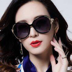 PZG fashion brand pilot Eyewear Holiday ladies sunglasses The flower  picture frame womens sunglasses brand designer 9b17fe1802