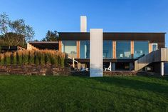 Hall House by Salmela #Architect | Duluth, Minnesota