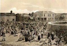 Falmouth, Jamaica 1800's