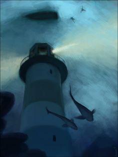 Lighthouse - Sergey Kolesov