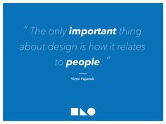 """""""The only important thing about design is how it relates to people."""" - Victor Papanek Know more about Feelipa Color Code at www.feelipa.com"""