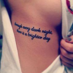 Tag a friend  #quote#tattoo