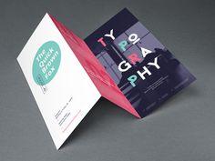 Free Tri Fold Brochure MockUp Template