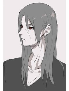 Itachi. He looks so sad. Always so broken... :(