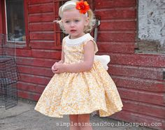 Simple Simon & Company: Spring Fever: It's Time to Think about the Easter Dress