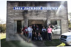 """""""3614 Jackson Highway – Volunteers clean up the world famous recording studio"""" from the Quad-Cities Daily"""