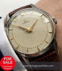 Top Vintage Omega Ladys watch 33mm Unisex Ladies #omega #omegawatches #omegavintage #vintageos
