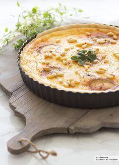 #Receta: Quiché de queso de cabra fresco y calabacín. ¡Qué maravilla!   http://www.directoalpaladar.com/recetas-de-aperitivos/quiche-de-queso-de-cabra-fresco-y-calabacin-receta