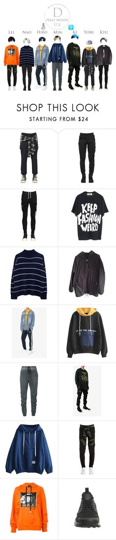 """""""D [Half Moon] 