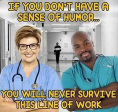very true. and a sick/ cynical sense of humor at that