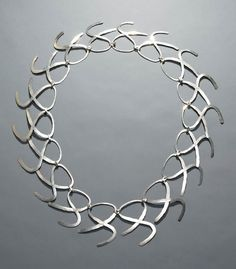 Title: Necklace  Artist: Alexander Calder (1898-1976, American)  Year: c. 1941