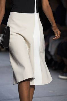Narciso Rodriguez Spring 2015 - Details