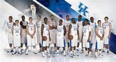 University of Kentucky Wildcats 2011-2012 Basketball Team