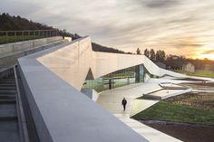 Lascaux IV / Snøhetta + Duncan Lewis Scape Architecture