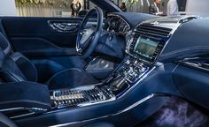 Lincoln Continental Concept Revealed – News – Car and Driver