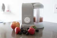 Beaba Babycook - Procesador de alimentos gris Talla:Babycook: Amazon.es: Bebé Steam Cooker, Baby Food Makers, Baby Cooking, First Time Parents, Practical Gifts, Keurig, Popcorn Maker, Baby Food Recipes, Baby Gifts
