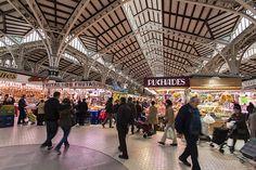 Mercado Central - Walencja