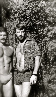 Rod Mitchell and Jeremy Brent