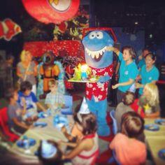 Birthday party @Turkuazoo Akvaryum aquarium