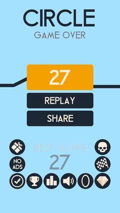 OMG! I got 27 points in Circle #circle https://itunes.apple.com/app/circle/id911152486