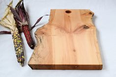 Large Rustic Serving Board