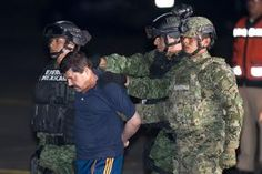 Second Mexican Judge Approves El Chapo's Extradition