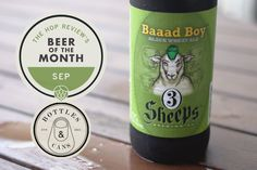 The Hop Review – Interviews & Beer Banter – BOTM: 3 Sheeps Baaad Boy Beer Of The Month, Bottle Shop, Travel Photography, Interview, Boys, Baby Boys, Senior Boys, Sons, Guys